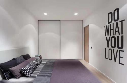 北欧风格三居室140平
