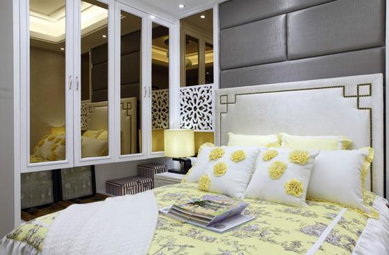 三居室新中式风格装修