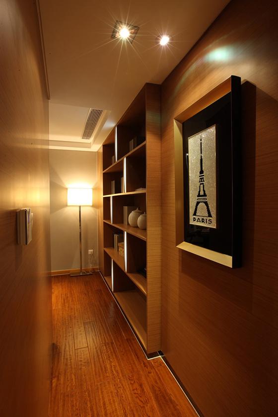 四居室新中式装修案例